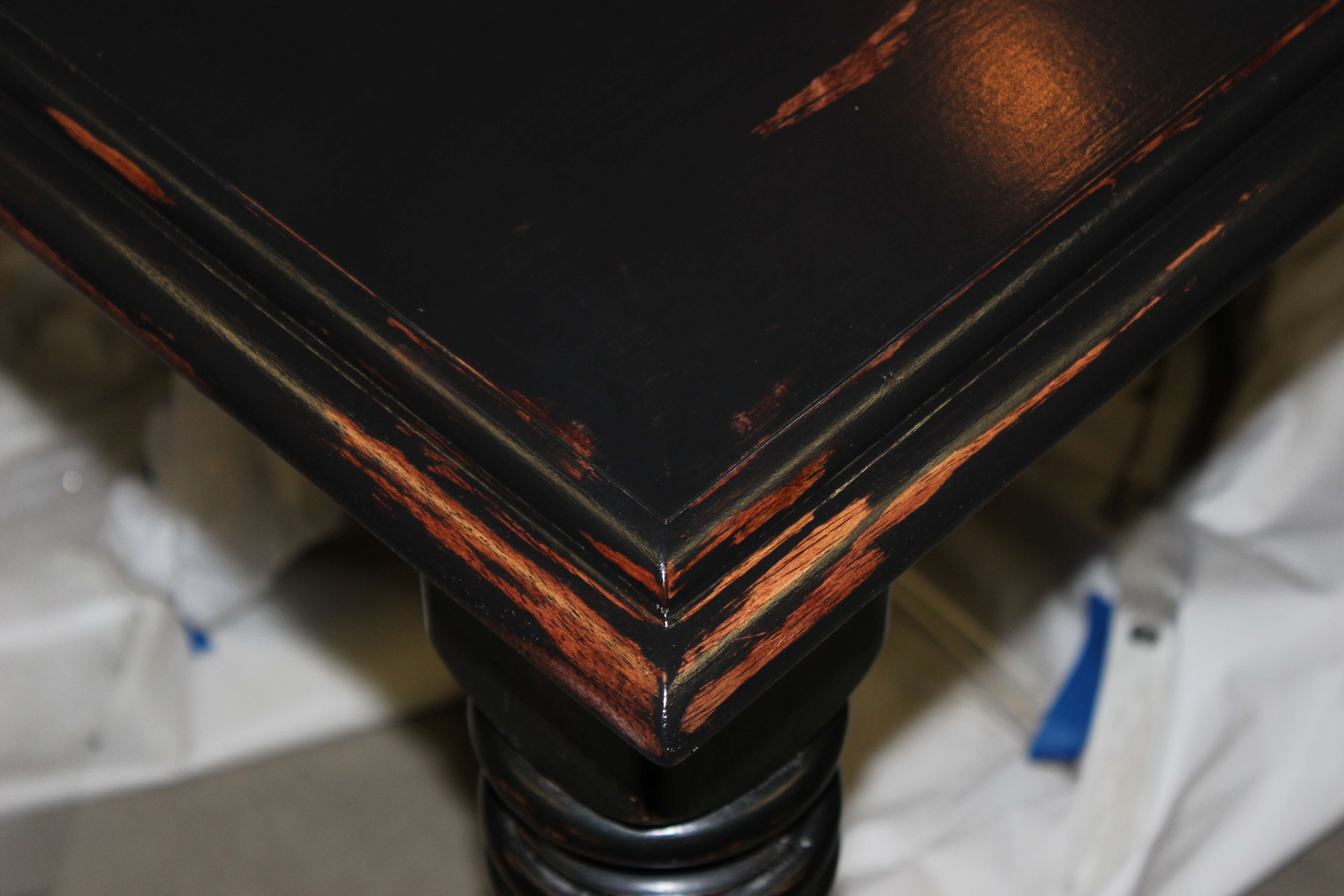 Delicieux Distressed Finish, Distressed Furniture, Refinishing Furniture, Table Top  Refurbish, Table Top Restoration