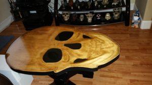 Skull Table 2.0