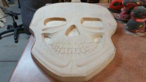 Skull Table 3.0