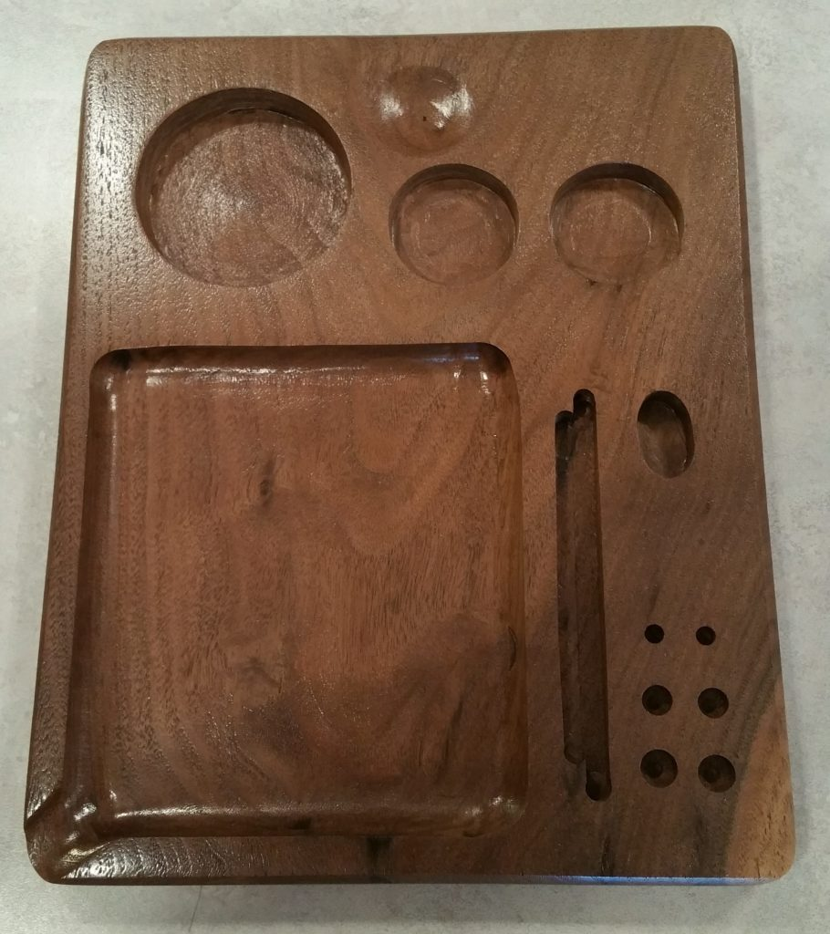rolling tray, green clouds rolling supplies, roll your own, rolling, tray, medical use tray