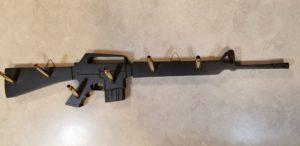 AR-15 Key Rack